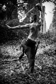 ♂ World martial arts Samurai Shoot for Chase Issue 03  by Chris Davis, via 500px