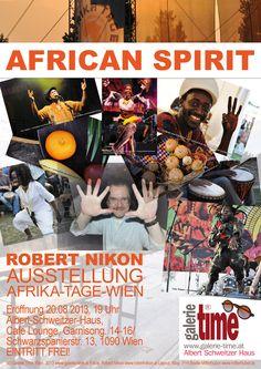 Ausstellung Robert Nikon - 20.8.2013 Galerie Time Albert Schweitzer Haus Wien - sehr empfehlenswert! Albert Schweitzer, Nikon, Culture, Pictures, House