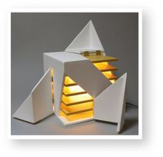 Michael Jantzen's Folding Light