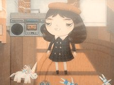 Bow Art, Little Misfortune, Mad Father, Miss Fortune, Alice Madness, Puppy Dog Eyes, Witch House, Cartoon Games, Indie Games