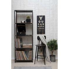 Metall. Factory. Ladder Bookcase, Open Shelving, Indoor Outdoor, Living Room, Spy, Home Decor, Enamel, Industrial, Steel