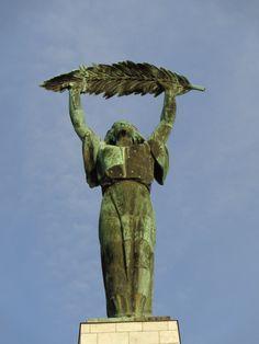 Szabadság-szobor, Budapest Budapest Hungary, Eastern Europe, Statue Of Liberty, City, Travel, Cities, Statue Of Liberty Facts, Viajes, Statue Of Libery