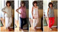 How To Wear The Ankle Pant