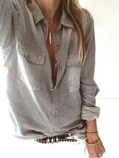 La chemise d'homme, la parfaite chemise XL !