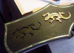 Metal Inlaying