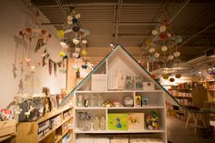 """In addition to helping with the beauty everyday, I also own and run a small  kids shop and creative space in Athens. It's called TREEHOUSE kid and  craft and it's been chugging along since 2010.  This past year my sister, Kim, has been working for me and we came up with  the idea of opening up a """"sister shop"""" in Atlanta. After many months of  hard work, late nights, and sore bodies, we open our doors today.  Last night as we closed the doors, ignoring many details that can be  completed…"""
