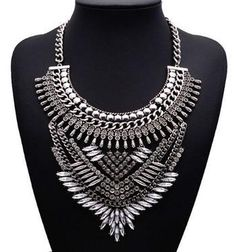 The Bohemian Queen Statement Neckalce #fashion #sunglasses #necklace #trends #jewelry #accessories