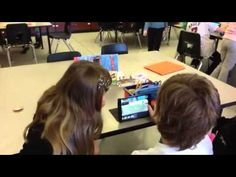 ▶ Stop motion team work - YouTube. Second graders create their own stop motion animations.