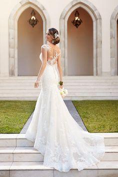 Vestidos de novia de Stella York 2017. Modelo 6269 / Stella York 2017 wedding dresses. 6269 Model