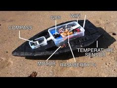 3D Printed Swarms of Robot Boats Can Think for Themselves…But They're Only Here to Help | 3DPrint.com