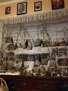christmas village ideas holiday - Yahoo Image Search Results
