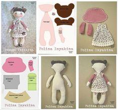 Дорогие друзья, мы собрали для вас подборку выкроек различных текстильных кукол от разных мастеров. С помощью них вы сможете пошить себе любую приглянувшуюся куколку. Вы часто спрашиваете как перен…