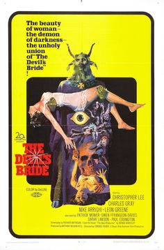 The Devil Rides Out (1968; a.k.a., The Devil's Bride).
