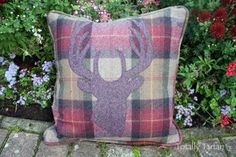. Clan gifts - The Scottish Collection of tartan cushions are simply stunning.  The monarch of the glen stags head, The Lion Rampant and the St Andrews Cross all in stunning plaids and coordinating tweeds