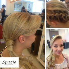 Penteado! #byspazio