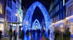 South Molton Street Christmas Lights - Things to Do - visitlondon.com