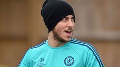 Chelsea Winger Eden Hazard Out With Hip Injury