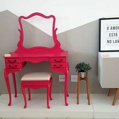 Vem pro nosso show room em Pedreira! . #aprimore #moveis #decoracao #buffet #criadomudo #mesa #aparador #comoda #furnituredesign #moveismodernos #design Art Decor, Home Decor, Vanity, 3d, Decorating, Furniture, Wood Paintings, Wooden Art, Painting Furniture