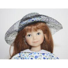 Poupée exclusive Liberty Blue Eva - Edition Limitée 10 - Heartstring dolls
