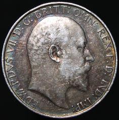 #Coins #Numismatics #KMCoins English Coins, World Coins, Rare Coins, Coin Collecting, Silver Coins, Aliens, Ephemera, Stamps, Cufflinks