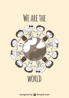 Niños en el mundo