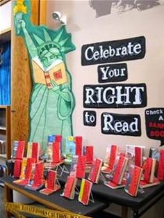 ONE IDEA TO PAIR WITH ATWOOD'S HANDMAID'S TALE High School Bulletin Boards - Bing Images