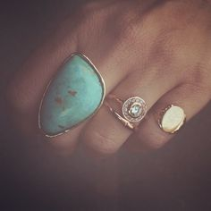 Love all of these rings