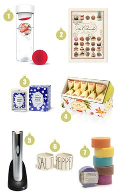 The Best Holiday Gifts For Foodies Under $25