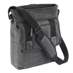 Lewis N. Clark UrbanGear Canvas Messenger Bag