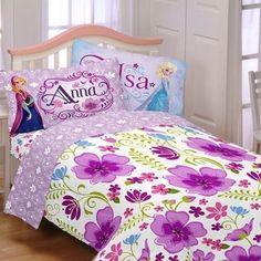Disney Frozen Bedding set 100% cotton 5pcs | Disney, Frozen and ...
