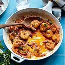 Don't fear the sear! Try this seared #garlic #shrimp recipe!
