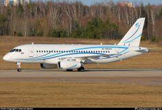 Sukhoi Superjet 100, Gazpromavia