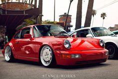 Beauty. Porsche. Stanceworks