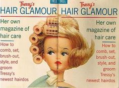 tressy doll hair care