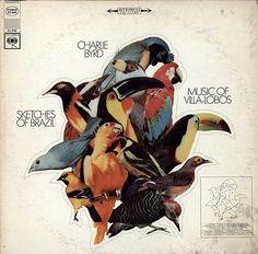 Charlie Byrd / Villa-Lobos* - Sketches Of Brazil - Music Of Villa-Lobos (Vinyl…