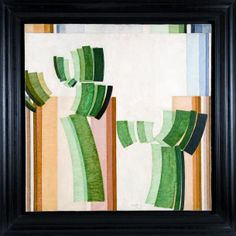 Frantisek Kupka (Czech, 1871 - Vertical gradients (Zhroucení vertikál), 1935 Oil on canvas Abstract Words, Abstract Art, Frantisek Kupka, Thinking In Pictures, Picture Boards, Cubism, Oil On Canvas, Design Art, Modern Art