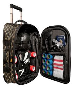 Antik Skate Bag really need this for bootcamp this summer