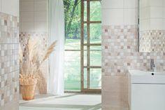 Jemné a jednoduché obklady do koupelny Lazio nabízíme v matném provedení a imitaci travertinu. Obklady jsou k dispozici ve formátu 25 x 33 cm. #keramikasoukup #koupelnyodsoukupa #madebyrako #lazio #bathroom #koupelnyinspirace #inspirace #simple #travertin #koupelna #obkladydokoupelny Alcove, Bathtub, Bathroom, Home, Travertine, Standing Bath, Washroom, Bathtubs, Bath Tube
