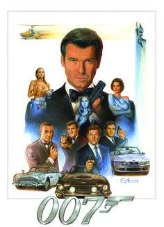 James Bond, 007 - Claudio Aboy