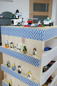 Maybe it's the capital letters, but LEGO and IKEA seem like a match made in DIY heaven