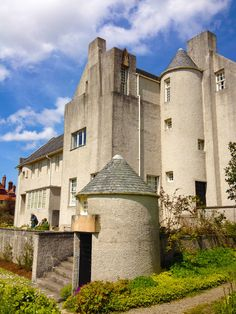Charles Rennie Mackintosh Hill House
