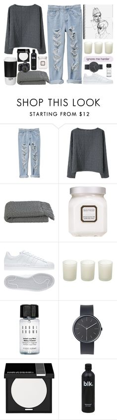 """""""Ignore me harder !!"""" by dianagrigoryan ❤ liked on Polyvore featuring Opening Ceremony, Crate and Barrel, Laura Mercier, adidas, Casa Couture, Too Late, Bobbi Brown Cosmetics, Uniform Wares, MAKE UP FOR EVER and ROOM COPENHAGEN"""