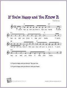 The Elementary Music Education Site with Sheet Music, Music Lesson Plans, Music Theory Worksheets and Games, Online Piano Lessons for Kids, and more. Easy Piano Sheet Music, Guitar Sheet Music, Violin Music, Free Sheet Music, Guitar Songs, Music Chords, Music Music, Soul Music, Ukulele