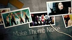 "2NE1 - ""Make Thumb Noise"" Project (Round 2-3)_Too young to fall in love_..."