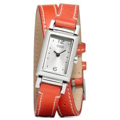 Coach Madison Stainless Steel Wrap Watch ($198)