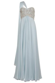 Just amaaaazing.  MARCHESA  Jewelled Bodice Gown  $ 5,913.