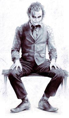 Joker... by nami64.deviantart.com on @deviantART