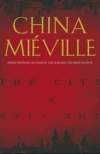 The City & the City is a fantasy/weird fiction novel by British author China Miéville. It won the 2010 Arthur C. Clarke Award, 2010 Hugo Award, and 2010 World Fantasy Award, as well as being a Nebula Award nominee in the Best Novel category. Great Books, New Books, China Mieville, 100 Books To Read, Book City, Best Novels, Fiction Novels, Reading Lists, Reading