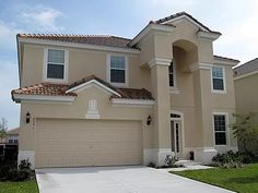 Casa de férias para alugar perto da Disney com 6 quartos, 4 banheiros, acomoda 12 pessoas, no Windsor Hills Resort Orlando.