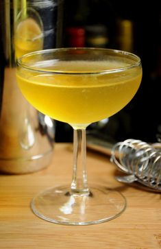 Bee's Knees | Barman's Journal